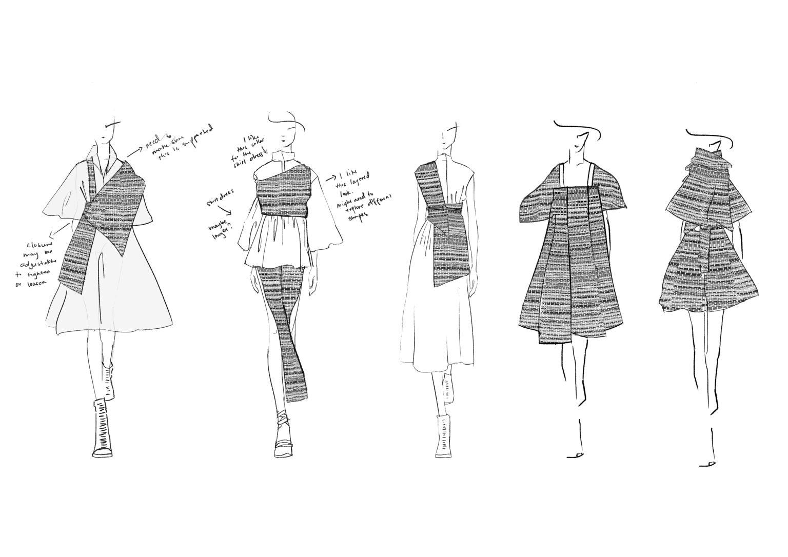 Draft 1. Designed for Tatsulok Collection