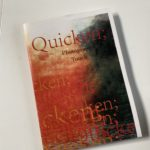 Response Essay Exercise: Quicken; Photography, touch.